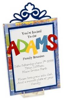 Invitations archives all things family reunion family reunion invitations stopboris Gallery